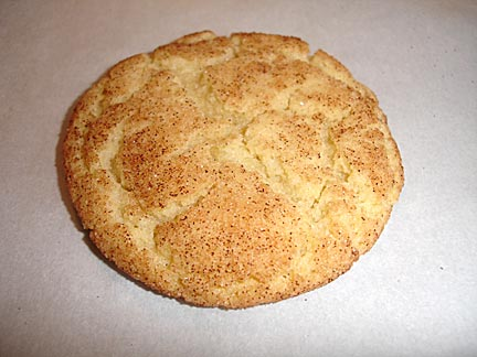 Snickerdoodle goodness