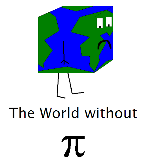 The World without Pi