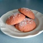 Pink Pillow Cookies
