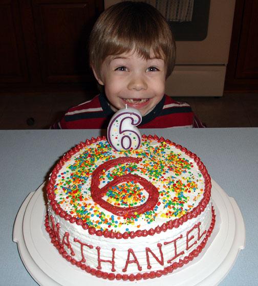 Happy Birthday, little guy!